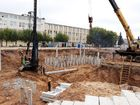 Ход строительства дома № 1 в ЖК Книги - фото 73, Август 2020