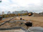 Ход строительства дома № 8 в ЖК Красная поляна - фото 61, Октябрь 2016