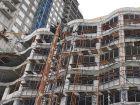 ЖК Парус - ход строительства, фото 3, Апрель 2021