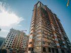 Ход строительства дома Секция 1 в ЖК Гвардейский 3.0 - фото 4, Август 2021