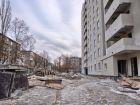 Жилой дом Каскад на Даргомыжского - ход строительства, фото 9, Декабрь 2016