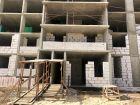 Ход строительства дома № 8 в ЖК Подкова на Цветочной - фото 3, Сентябрь 2021