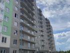 Ход строительства дома № 3 в ЖК Корабли - фото 12, Июль 2021