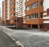 Жилой дом: в квартале улиц Вольская-Витебская  - ход строительства,