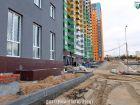 Ход строительства дома № 8 в ЖК Красная поляна - фото 66, Октябрь 2016