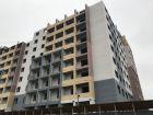 Ход строительства дома № 1 в ЖК Удачный 2 - фото 86, Декабрь 2019