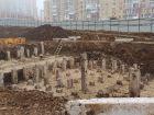 Ход строительства дома № 1 в ЖК Корица - фото 85, Ноябрь 2020