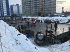 Ход строительства дома № 19 в ЖК Торпедо - фото 20, Февраль 2020