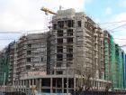 ЖК Симфония Нижнего - ход строительства, фото 58, Октябрь 2019
