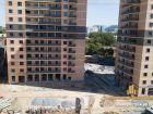 ЖК Центральный-2 - ход строительства, фото 9, Август 2019