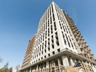 Комплекс апартаментов KM TOWER PLAZA (КМ ТАУЭР ПЛАЗА) - ход строительства, фото 43, Октябрь 2020