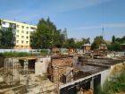 Жилой дом: ул. Страж Революции - ход строительства, фото 202, Июль 2018