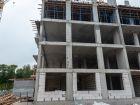 Ход строительства дома № 2 в ЖК Заречье - фото 8, Август 2021