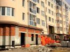ЖК Сергиевская Слобода - ход строительства, фото 52, Октябрь 2020