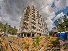 Жилой дом Каскад на Даргомыжского - ход строительства, фото 21, Сентябрь 2016