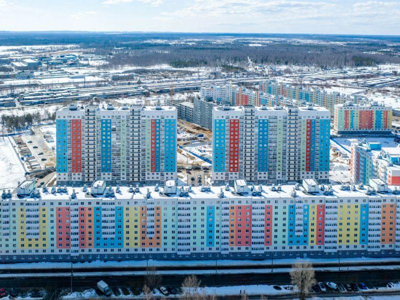двухкомнатная квартира на пр. Кораблестроителей, д. 3