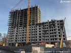 ЖК На Высоте - ход строительства, фото 53, Ноябрь 2020