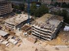 Ход строительства дома Литер 1 в ЖК Звезда Столицы - фото 51, Июль 2019