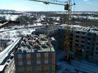 Ход строительства дома на участке № 214 в ЖК Солнечный город - фото 66, Март 2018