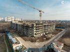 ЖК Открытие - ход строительства, фото 54, Январь 2020