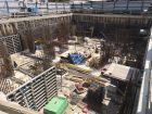 ЖК Островский - ход строительства, фото 70, Август 2019