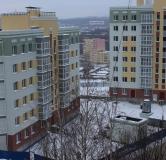 Ход строительства дома № 1 в ЖК Солнечный -