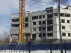 Ход строительства дома №1 в ЖК Воскресенская слобода - фото 40, Март 2017