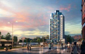 Жилой комплекс (ЖК) «С видом на Небо» в Нижнем Новгороде