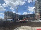 ЖК LIME (ЛАЙМ) - ход строительства, фото 38, Июнь 2020