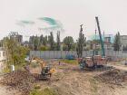 ЖК Ленина, 46 - ход строительства, фото 18, Июнь 2021