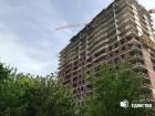 ЖК Бристоль - ход строительства, фото 137, Май 2018